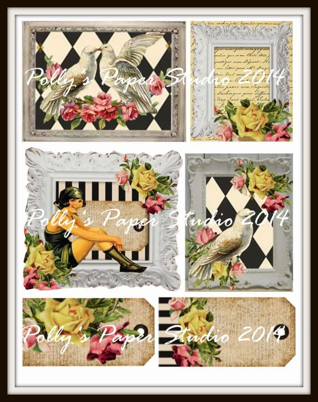 Romantic Frames and Tags