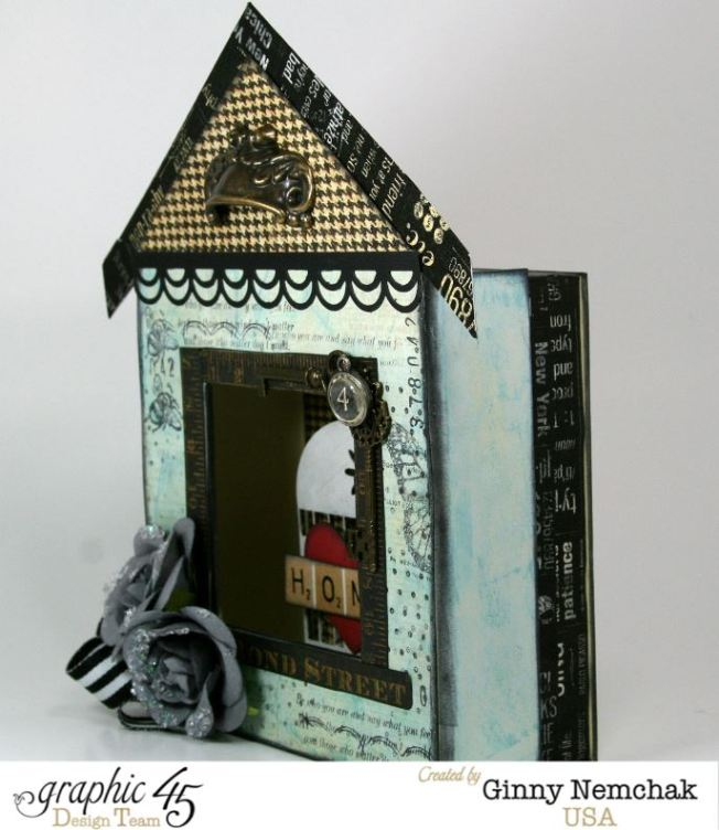 Home Sweet Home Mixed Media Box 2