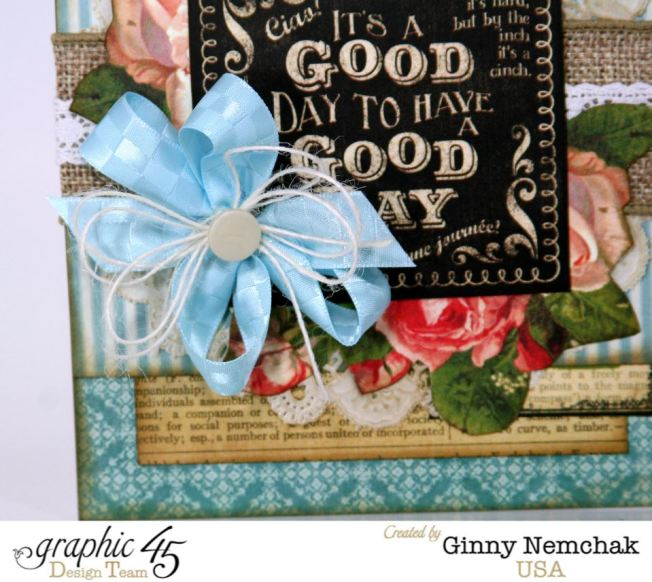 Good Day for a Good Day Card 3