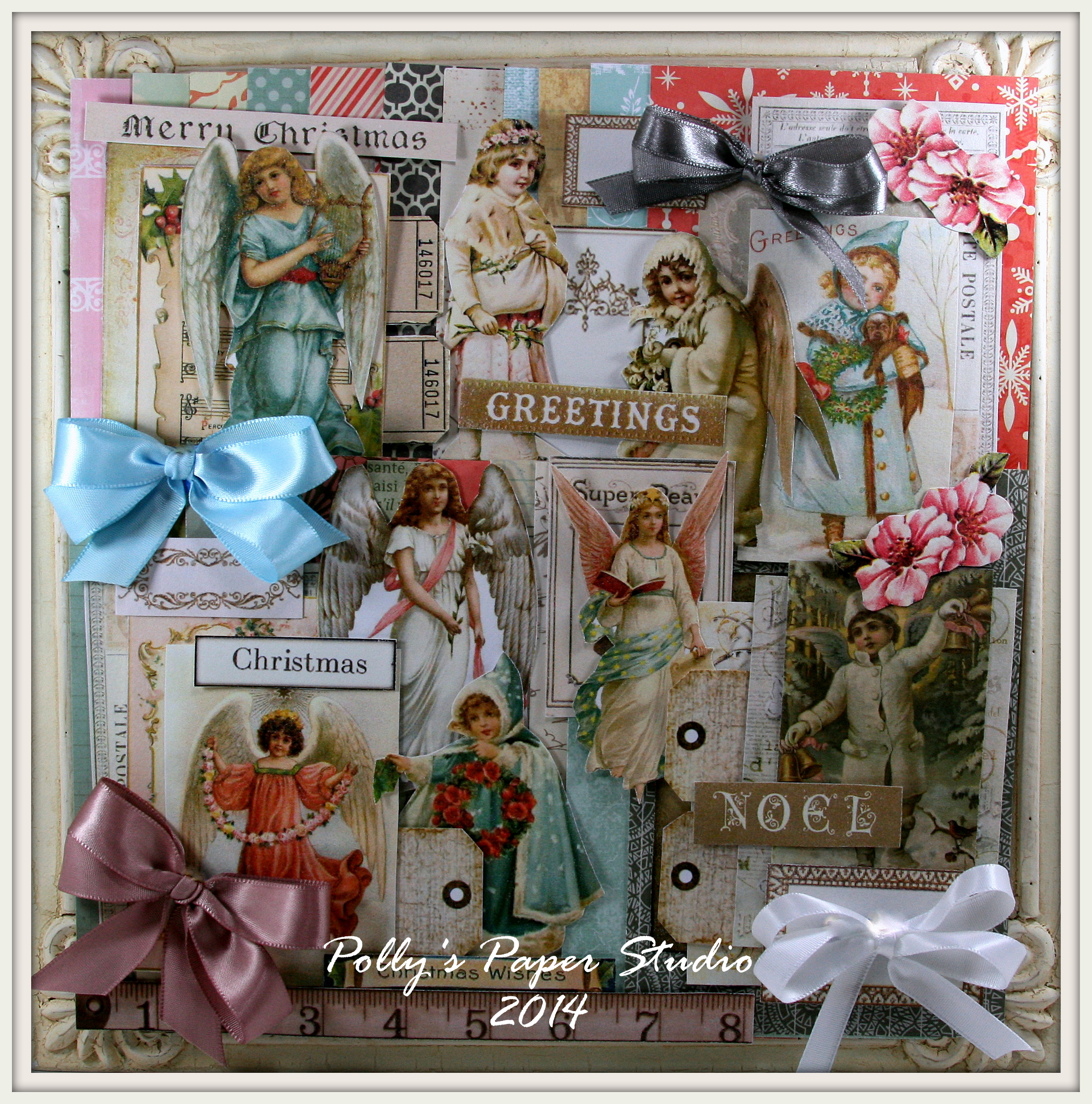 Victorian Inspired Fancy Fold Cards Polly S Paper Studio