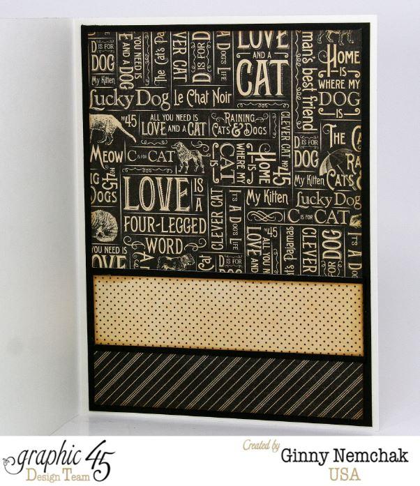 Love is a 4 Legged Word Card 2