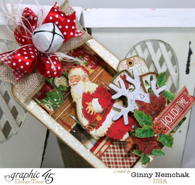 Christmas Ornament Tutorial G45 3