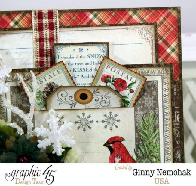Time to Flourish Christmas Card 2