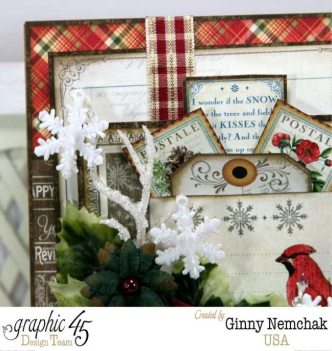 Time to Flourish Christmas Card 3
