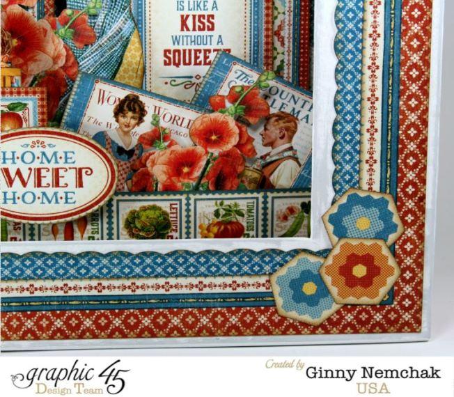 Home Sweet Home Matchbook Box 3