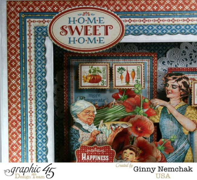 Home Sweet Home Matchbook Box 4