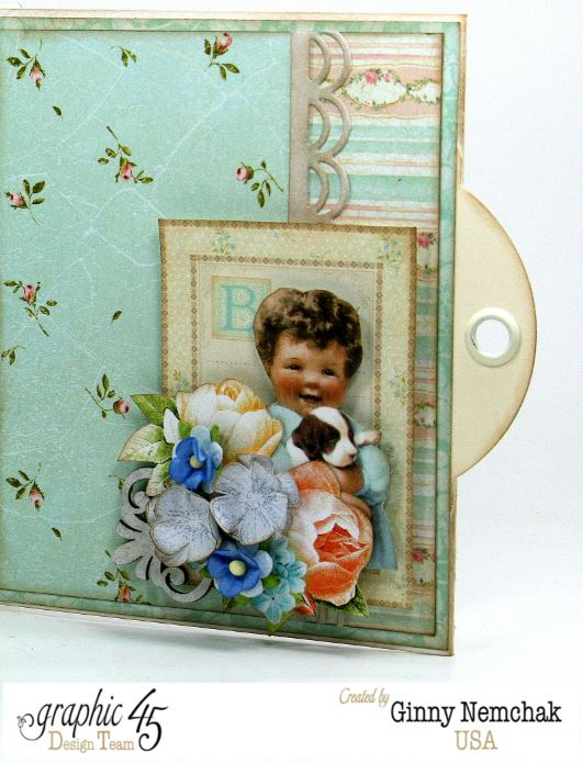 Baby Boy Mini Album 11