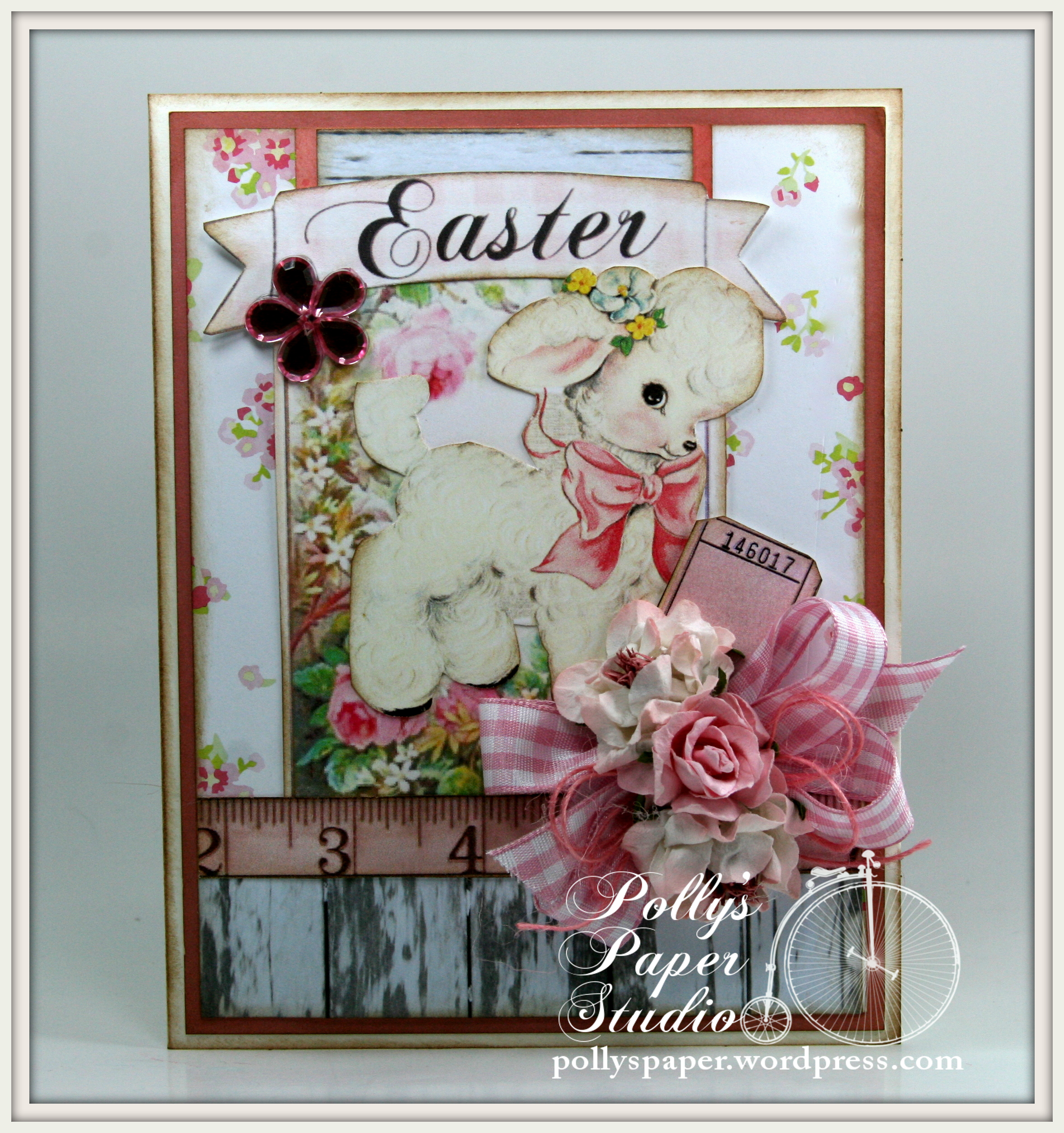 Retro easter cards and creativity kit polly s paper studio