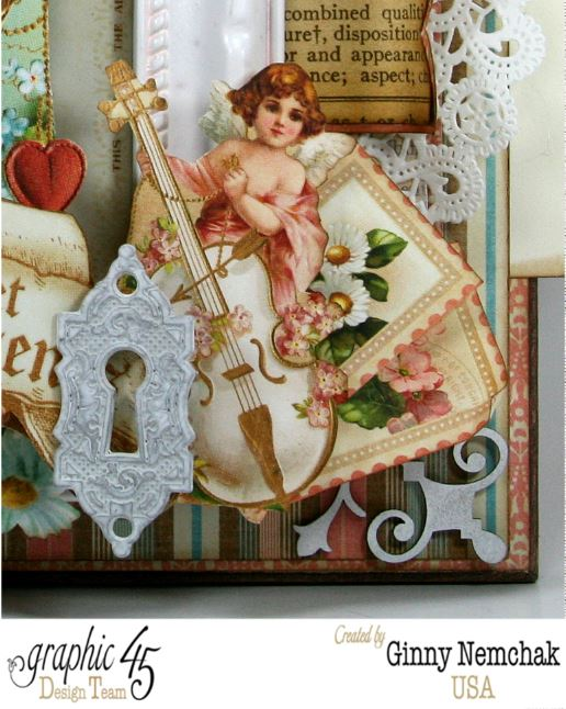 Sweet Sentiments Valentines Tutorial 4
