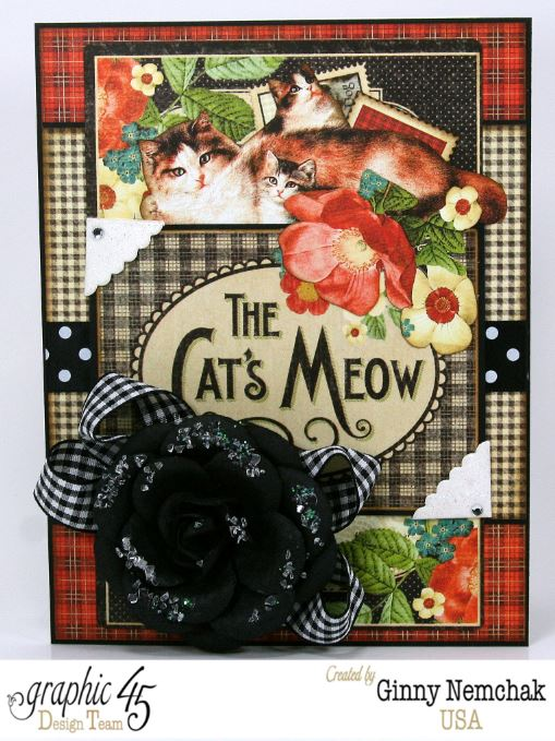 The Cat's Meow Card 1
