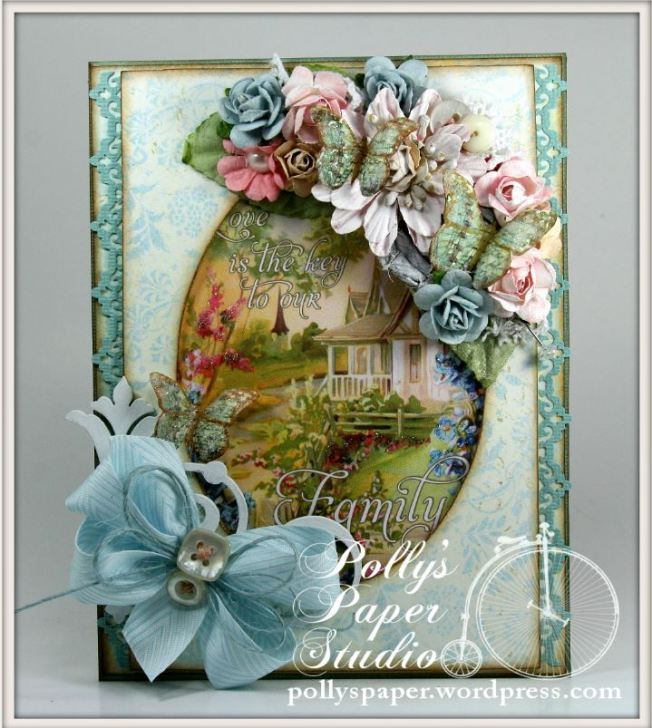 Family Is Love Crafty Secrets Card 3