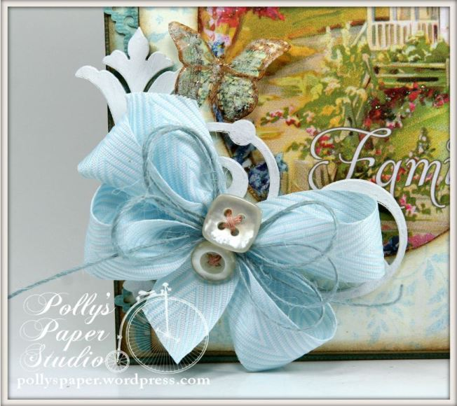 Family Is Love Crafty Secrets Card 5