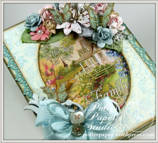 Family Is Love Crafty Secrets Card 6