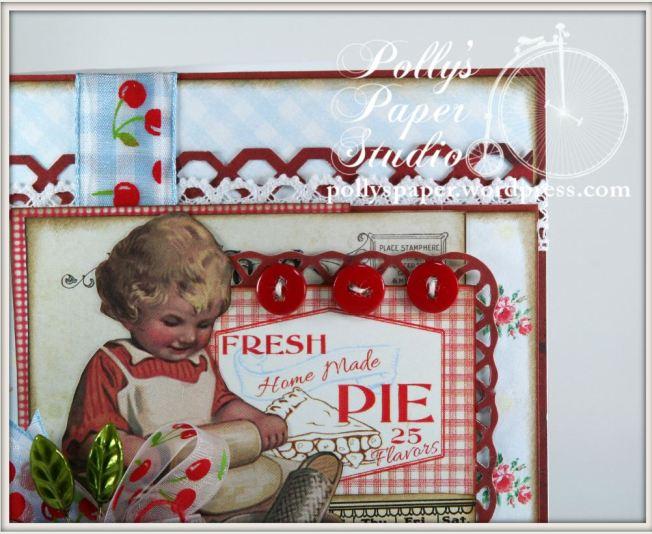 Home Made Pie with Crafty Secrets 3