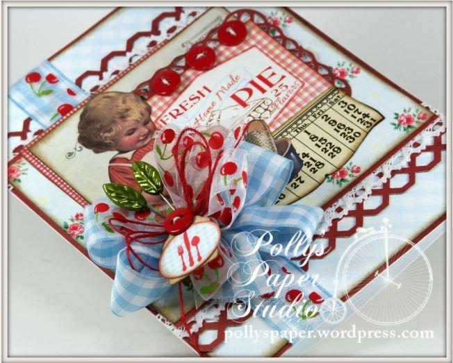 Home Made Pie with Crafty Secrets 4