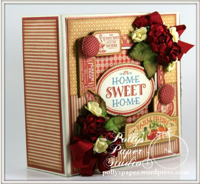 Home Sweet Home Mixed Media Box Farm Fresh 3