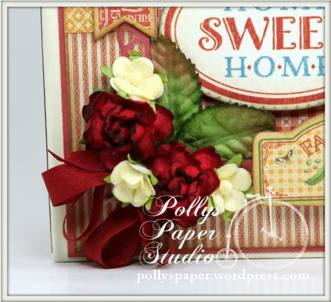 Home Sweet Home Mixed Media Box Farm Fresh 4