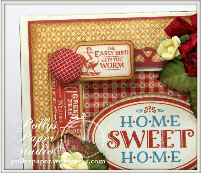 Home Sweet Home Mixed Media Box Farm Fresh 7