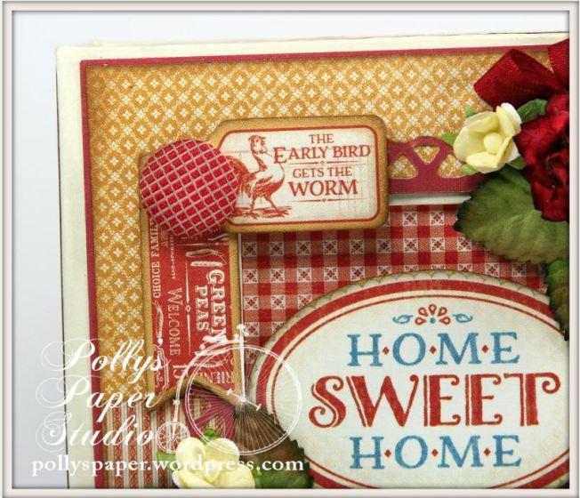 Home Sweet Home Mixed Media Box Farm Fresh 7