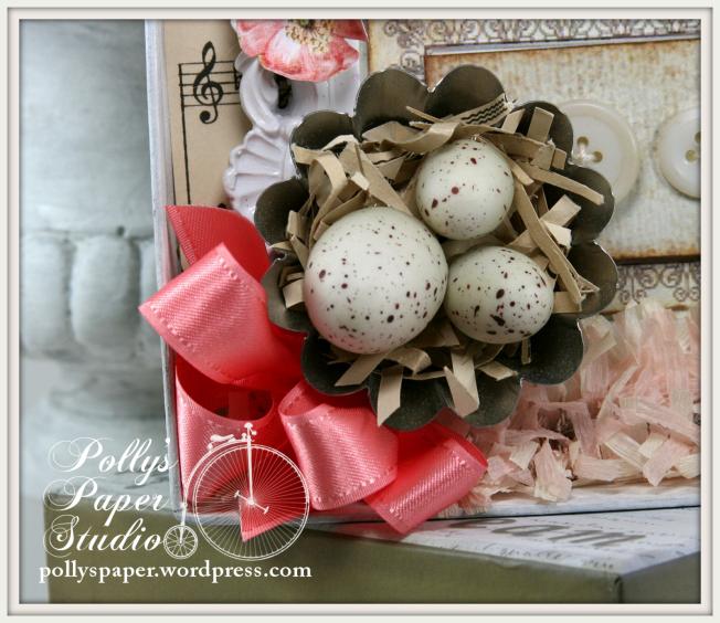 Petite Easter Shadow Box 3