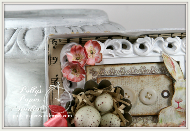 Petite Easter Shadow Box 6