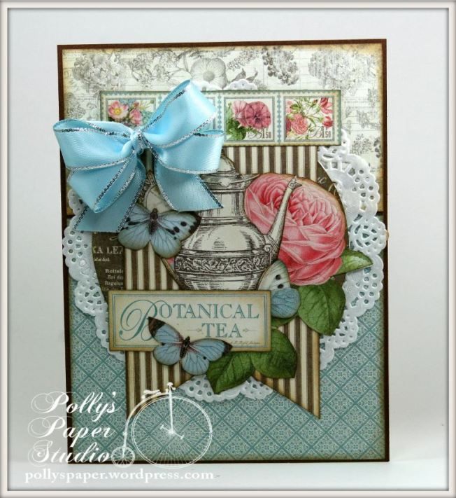Botanical Tea Card 1