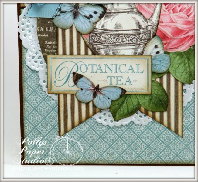 Botanical Tea Card 2