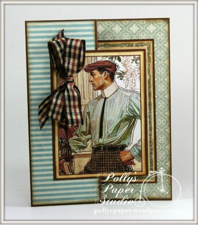 Dapper Fellow Card 1