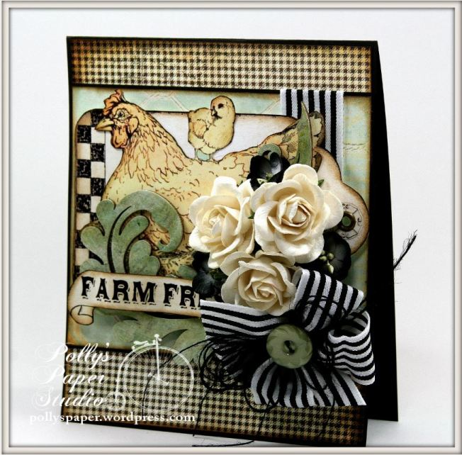 farm chicks card 1