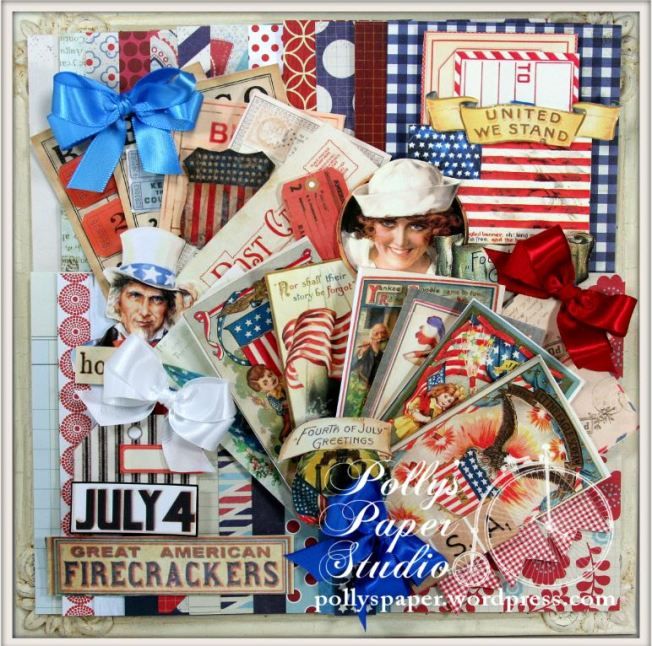 Fourth of July Creativity Kit 2015