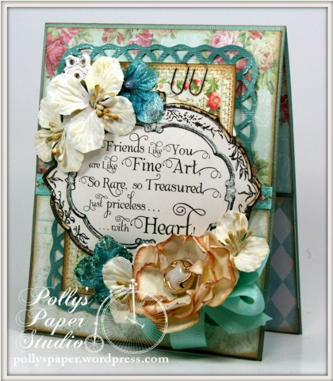 Friends Like You Card Crafty Secrets 1