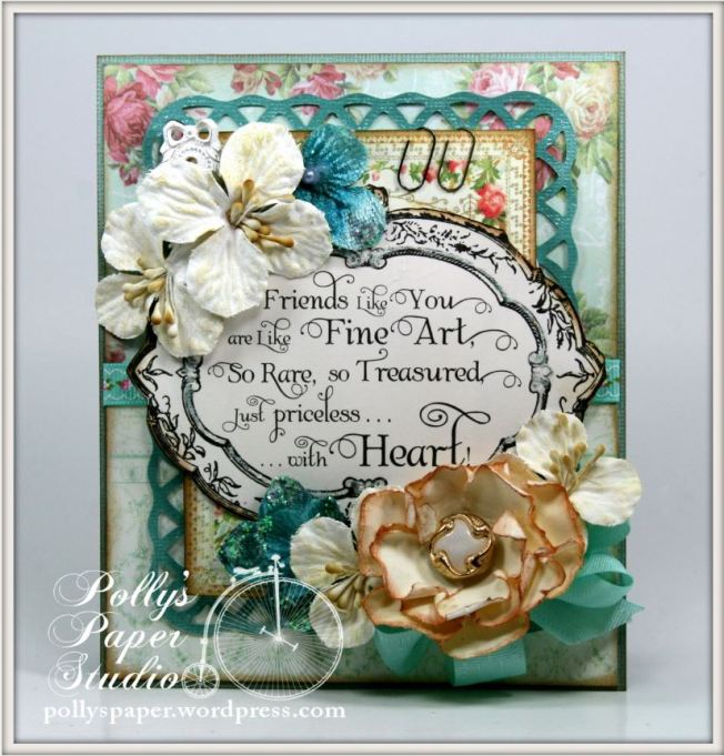 Friends Like You Card Crafty Secrets 2