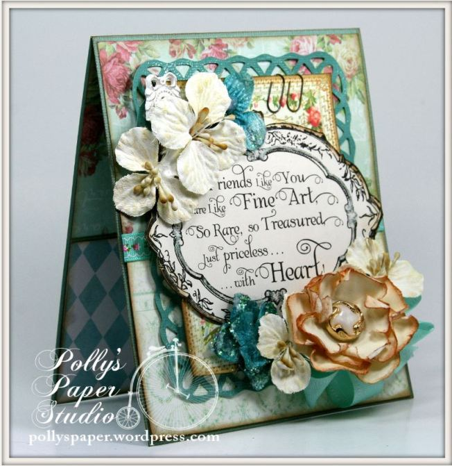 Friends Like You Card Crafty Secrets 3