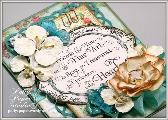 Friends Like You Card Crafty Secrets 6