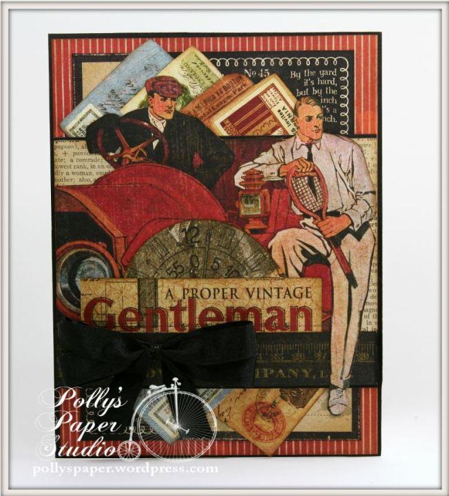 Proper Gentleman Card 1