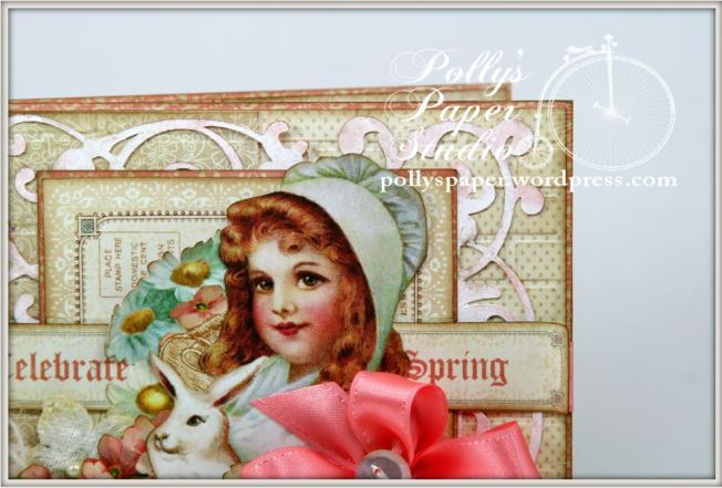 Sweet Sentiments Easter Card Celebrate Spring Graphic 45 3