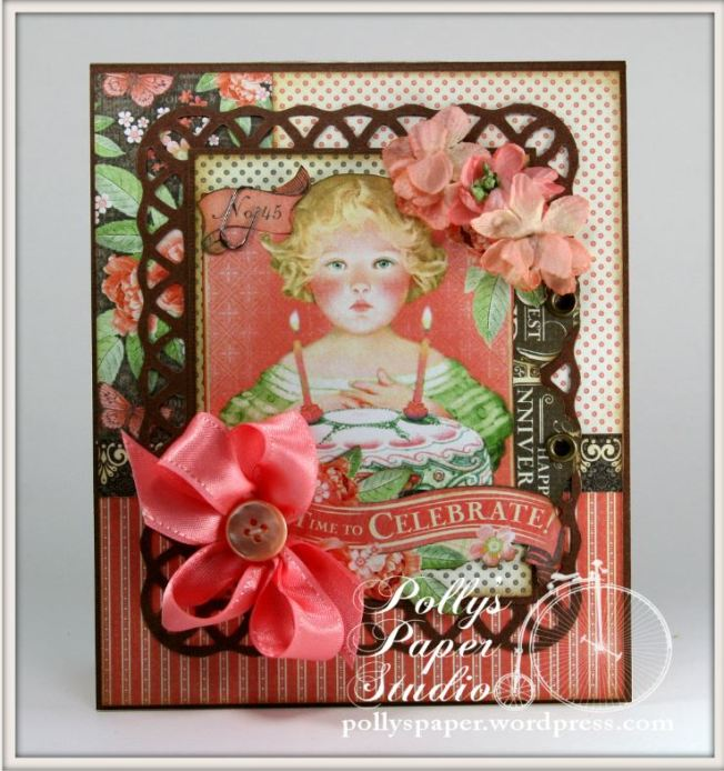 Time to Celebrate Card Graphic 45 7