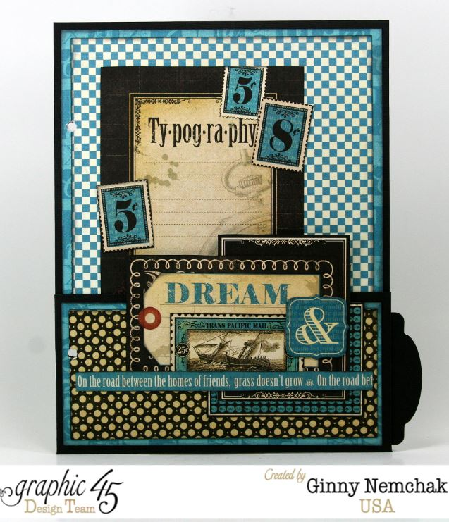 Typography Mixed Media Planner 5