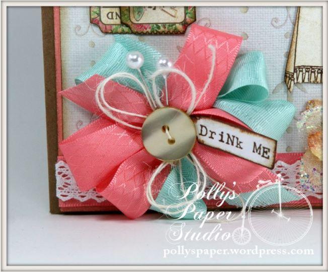 Wonderland Tea Tags & Pocket 2