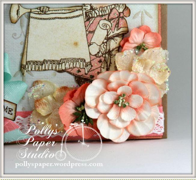 Wonderland Tea Tags & Pocket 3