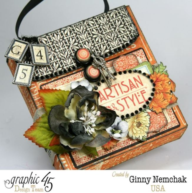 Artisan Style Gift Box with Tags 2