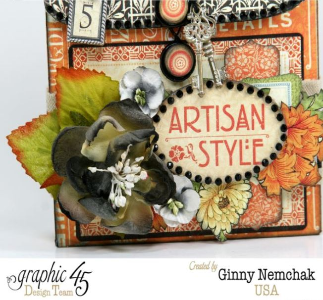 Artisan Style Gift Box with Tags 3
