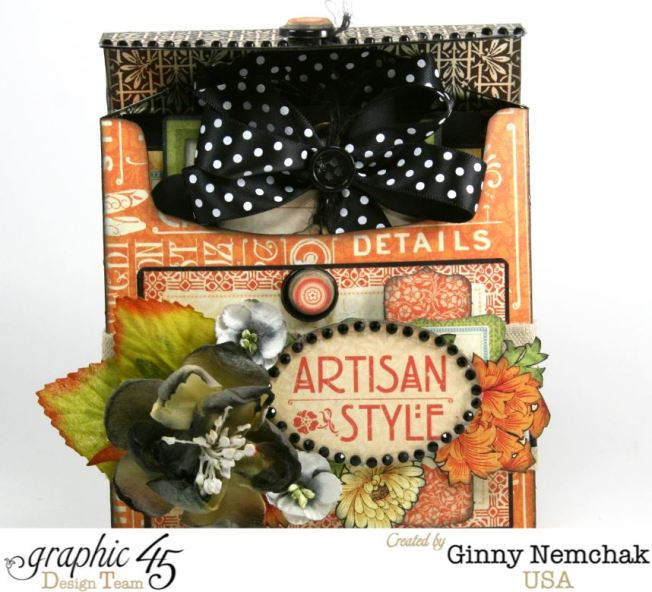 Artisan Style Gift Box with Tags 5