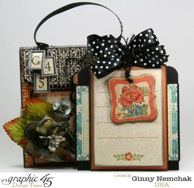 Artisan Style Gift Box with Tags 7