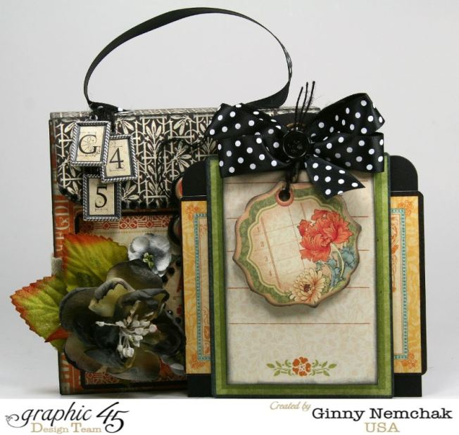 Artisan Style Gift Box with Tags 8