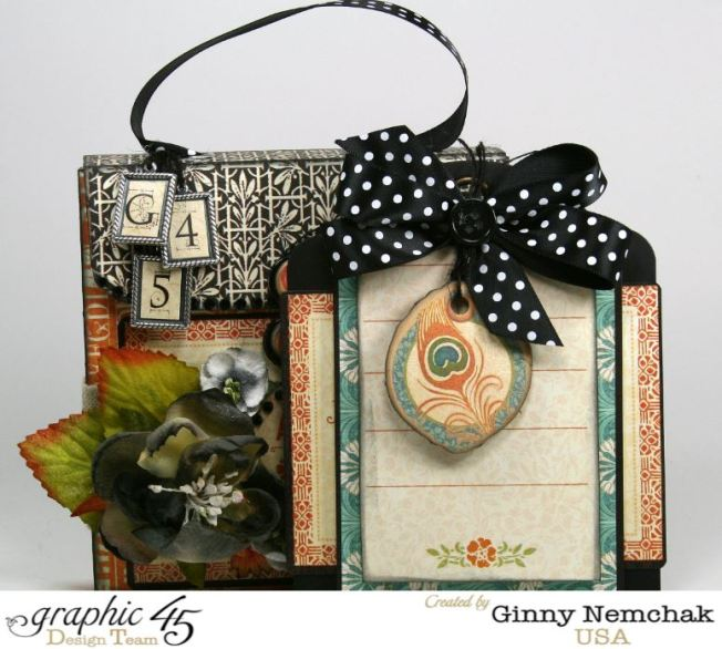 Artisan Style Gift Box with Tags 9