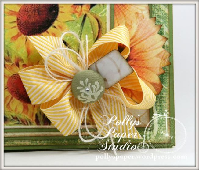 Best Wishes Card Crafty Sectrets 2