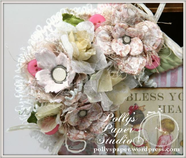 Bless You Little Heart Wall Hanging 2