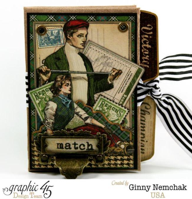 Good Ol' Sport Wallet Album 1