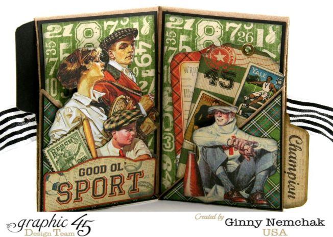 Good Ol' Sport Wallet Album 2